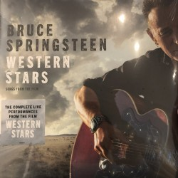 Bruce Springsteen – Western Stars – Songs From The Film - Double LP Vinyl Album - Californian Rock Country