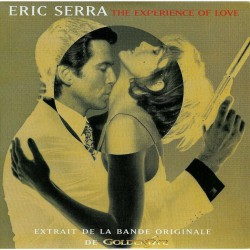 Musique de Film - Eric Serra - Golden  Eye- The Experience of Love - Maxi Vinyl Promo