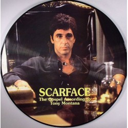 Scarface - The Gospel According To Tony Montana - Dialogues - Picture Disc Vinyl