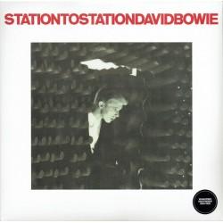 David Bowie - Station To Station - LP Vinyl Album - Art Glam Rock