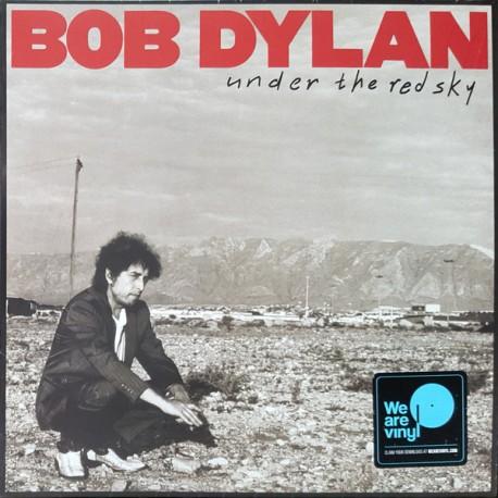Bob Dylan – Under The Red Sky - LP Vinyl Album - Folk Ballad