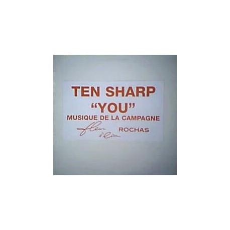 Musique de Film Publicitaire - Ten Sharp - You - Rochas