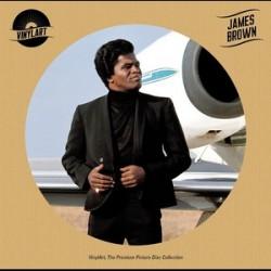 James Brown - VinylArt Picture Disc - LP Vinyl Album - Soul Funk Music