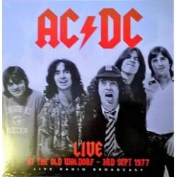 AC/DC – Live At The Old Waldorf - 3rd Sept 1977 - LP Vinyl Album - Hard Rock Blues