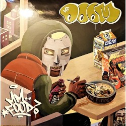 MF Doom ‎– MM..Food - Double LP Vinyl Album Coloured - Hip Hop US Conscious