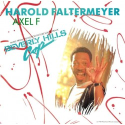 Musique de Film - Harold Faltermeyer – Axel F  - Maxi Vinyl