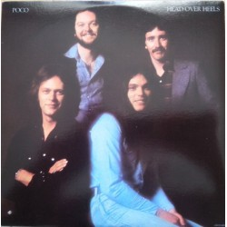 Poco - Head Over Heels - LP Vinyl