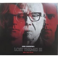 Vinyl  John Carpenter - Lost Themes III: Alive After Death - LP Vinyl Album Coloured - Experimental