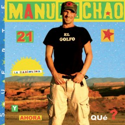Manu Chao - La Radiolina - Double LP Vinyl Album + CD - Latin Pop