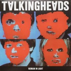 Talking Heads - Remain In Light - LP Vinyl Album - New Wave