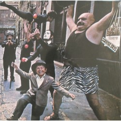 The Doors ‎– Strange Days - LP Vinyl Album - Psychedelic Rock