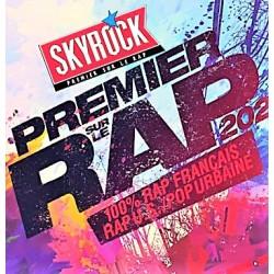Skyrock Premier Sur Le Rap 2021 - Compilation - LP Vinyl Album - Hip Hop France