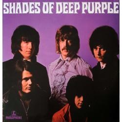 Deep Purple – Shades Of Deep Purple - LP Vinyl 1st Album - Hard Rock