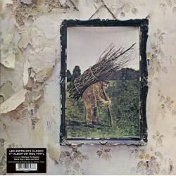 Led Zeppelin – Led Zeppelin IV - LP Vinyl Album Gatefold - Blues Rock