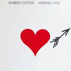 Robert Cotter - Missing You - LP Vinyl Album - Soul Funk Music