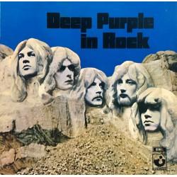 Deep Purple - In Rock - LP Vinyl Album Gatefold - Hard Rock