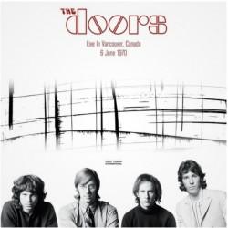 The Doors - Live In Vancouver 6 June 1970 - Double LP Vinyl Album - Psychedelic Rock