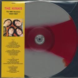 The Kinks – The BBC Sessions 1964-1967 - LP Vinyl Album Coloured - Garage Rock
