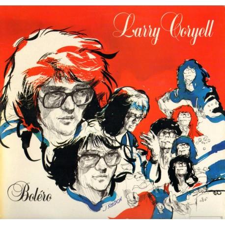 Larry Coryell - Boléro - LP Vinyl Album - Jazz Contemporary