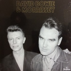 David Bowie & Morrissey ‎- Cosmic Dancer - 7 inches 45RPM - Rock Music
