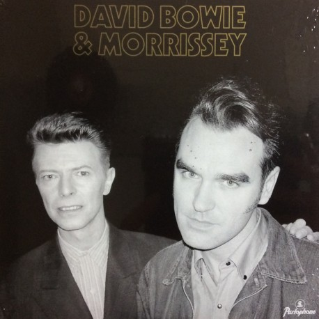 David Bowie & Morrissey - Cosmic Dancer - 7 inches 45RPM - Rock Music