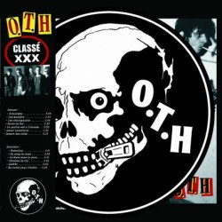 O.T.H. - Classé XXX - LP Vinyl Album Picture Disc - Rock Francès