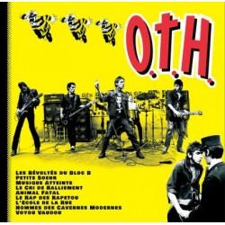 O.T.H. - Les Révoltés... - LP Vinyl Album Coloured - Rock Français