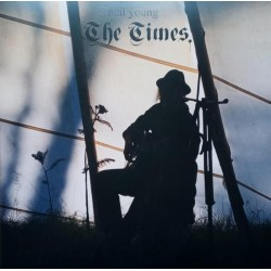 Neil Young ‎- The Times - LP Vinyl Album - Folk Rock