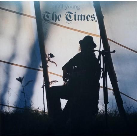 Neil Young - The Times - LP Vinyl Album - Folk Rock