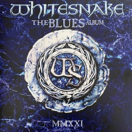 Whitesnake - The Blues Album - Double LP Vinyl Album - Hard Rock Blues