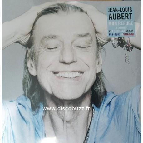 Jean-Louis Aubert (Téléphone) - Mon Refuge - LP Vinyl Album - Rock Français
