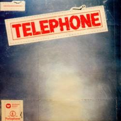 Téléphone - Téléphone EP - Vinyl 7 inches 45 RPM - Rock Français