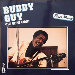 Buddy Guy ‎- The Blues Giant - LP Vinyl Album - Chicago Blues