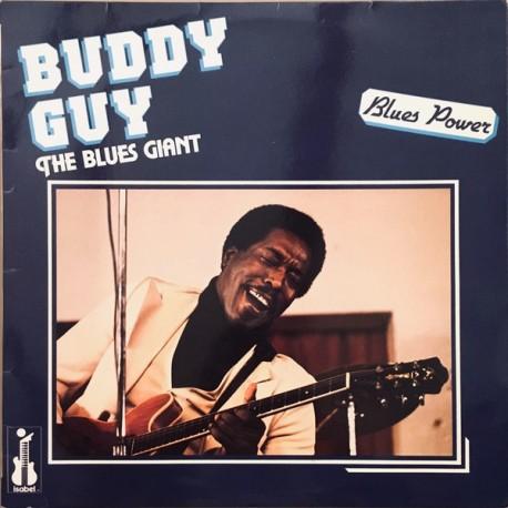 Buddy Guy - The Blues Giant - LP Vinyl Album - Chicago Blues