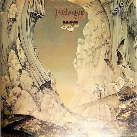 Yes - Relayer - LP Vinyl Album Gatefold - Progressive Rock