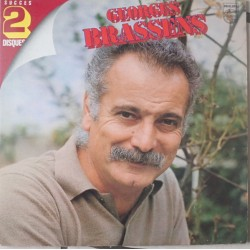 Georges Brassens - Double LP Vinyl Compilation - Chanson Française