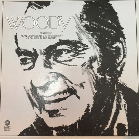 Woody Herman ‎- Woody - LP Vinyl Album - Jazz Big Band