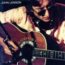 John Lennon - Acoustic - CD Album - Pop Music