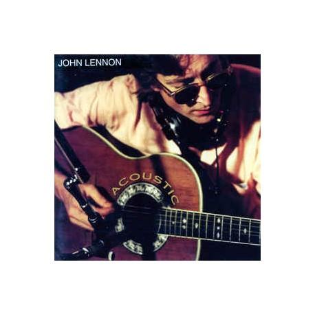 John Lennon - Acoustic - CD Album - Pop Music