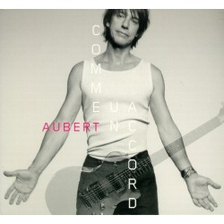 Jean-Louis Aubert ‎- Comme Un Accord - Double CD Album - Rock Francese