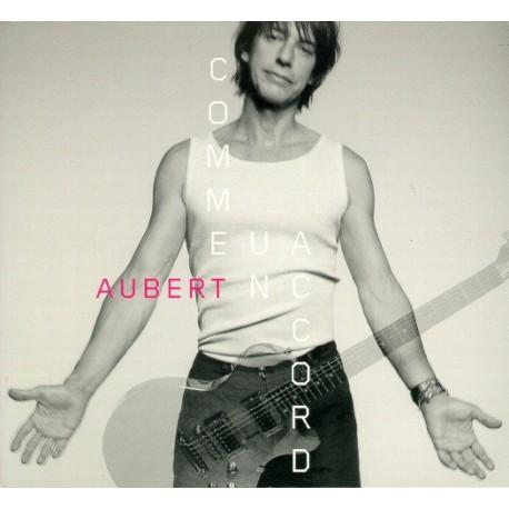 Jean-Louis Aubert - Comme Un Accord - Double CD Album - French Rock
