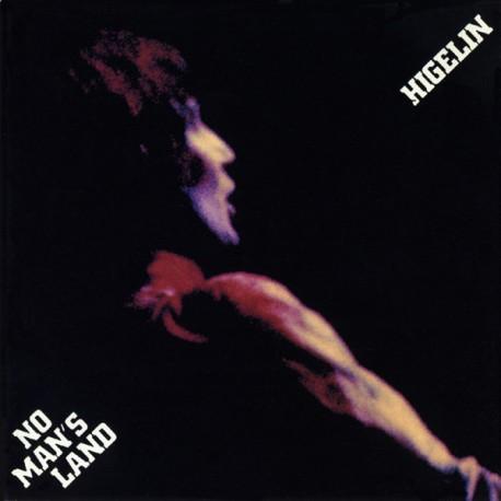 Jacques Higelin - No Man's Land - LP Vinyl Album + insert - French Rock