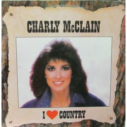 Charly McClain - I Love Country - LP Vinyl