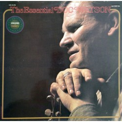 The Essential Doc Watson - Double LP Vinyl - Bluegrass