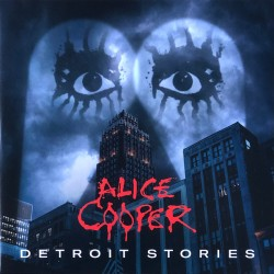 Alice Cooper - Detroit Stories - Double LP Vinyl Album - Coloured Edition - Glam Hard Rock