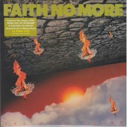 Faith No More - The Real Thing - LP Vinyl Album Coloured - Alternative Rock