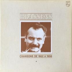 Georges Brassens - Chansons De 1952 A 1976 - 4 Boxset 3LP - Chanson Française