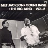 Milt Jackson + Count Basie + The Big Band Vol. 2 - LP Vinyl Album - Jazz Big Band
