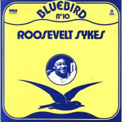 Roosevelt Sykes - From Willie Kelly 1930 To The Honeydripper 1948 - LP Vinyl Album - Piano Blues