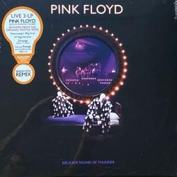 Pink Floyd - Delicate Sound Of Thunder - Triple LP Vinyl + Booklet - Psychedelic Rock
